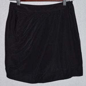 NWT Silence + Noise Black Mini Skirt